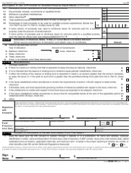 "IRS Form 8038-TC ""Information Return for Tax Credit Bonds"", Page 2"