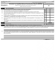 "IRS Form 8038-TC ""Information Return for Tax Credit Bonds"", Page 5"