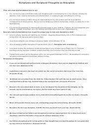 Family Home Rules Contract Template