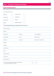 """Guarantor Application Form - Mcdonald Property Rentals"" - United Kingdom, Page 4"