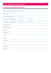 """Guarantor Application Form - Mcdonald Property Rentals"" - United Kingdom, Page 6"