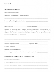 independent contractor, guarantee letter, flight itinerary for, sample daily schedule for, letter sample, embassy philippines, on japan immigration visa application form