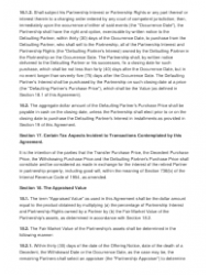 """Sample Partnership Agreement Template"", Page 7"