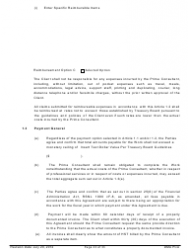 """Standard Form of Agreement Between Client and Prime Consultant"", Page 23"