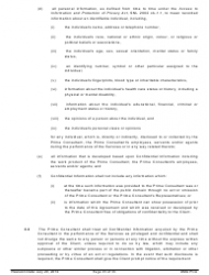 """Standard Form of Agreement Between Client and Prime Consultant"", Page 25"
