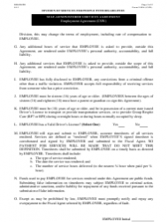 """Form 2-9ea """"Self-administered Services Agreement"""" - Utah, Page 3"""