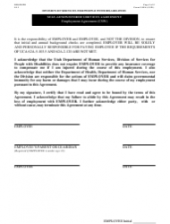 """Form 2-9ea """"Self-administered Services Agreement"""" - Utah, Page 5"""