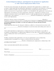 """Job Application Form - Sample"", Page 3"