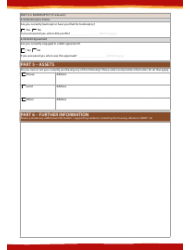 """""""Application Form for Transitional Housing"""" - Western Australia, Australia, Page 5"""