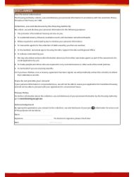 """""""Application Form for Transitional Housing"""" - Western Australia, Australia, Page 7"""
