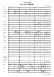 Claude-Michel Schonberg - Les Miserables Sheet Music