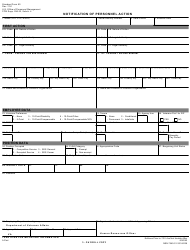 OPM STANDARD Form 50 Notification of Personnel Action, Page 4