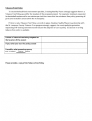 Project Proposal Template, Page 2