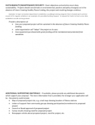 Project Proposal Template, Page 5