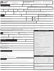 "Form RMV-1 ""Application for Registration and Title"" - Massachusetts"