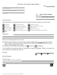 request for notice of delinquency form download fillable pdf