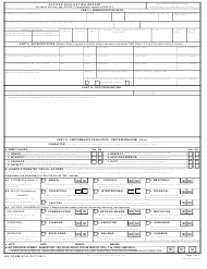 "DA Form 67-9 ""Officer Evaluation Report"""