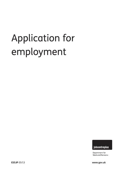 Form ES5JP Printable Pdf