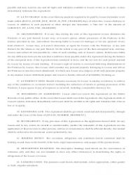 """""""Real Estate Lease Agreement Template"""", Page 10"""