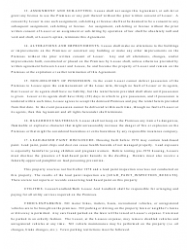 """""""Real Estate Lease Agreement Template"""", Page 4"""
