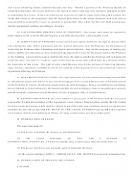 """""""Real Estate Lease Agreement Template"""", Page 6"""