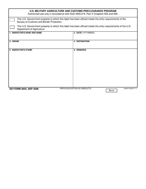 Dd form 2536 pdf download