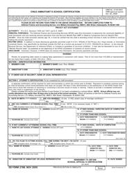 DD Form 2788  Fillable Pdf