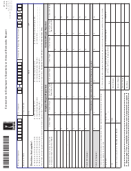 """Form RT-8A """"Correction to Employer's Quarterly or Annual Domestic Report"""" - Florida"""