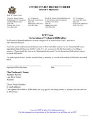 """Declaration of Technical Difficulties"" - Minnesota"