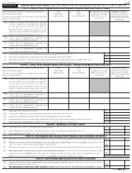 """IRS Form 1065-B """"U.S. Return of Income for Electing Large Partnerships"""", Page 3"""