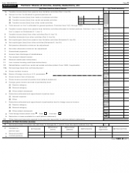 """IRS Form 1065-B """"U.S. Return of Income for Electing Large Partnerships"""", Page 4"""