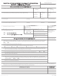 "Form MC223 ""Applicant's Supplemental Statement of Facts for Medi-Cal"" - California (Armenian)"