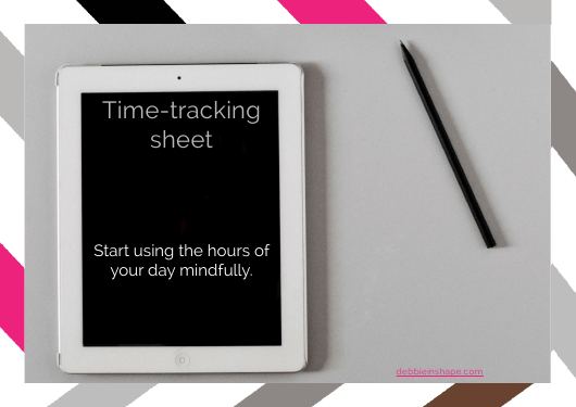 """""""Time-Tracking Spreadsheet Template"""" Download Pdf"""