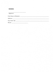 """""""Limited Liability Company Operating Agreement Template"""" - Alaska, Page 15"""