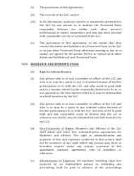 """""""Limited Liability Company Operating Agreement Template"""" - Alaska, Page 8"""