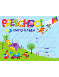 kindergarten congratulations certificate template download fillable