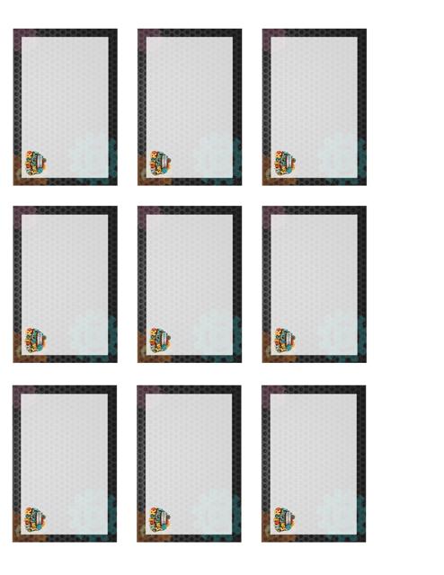 """Rectangular Gray Name Tag Templates - Maker Fun Factory"" Download Pdf"