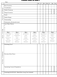 """Suzuki Violin Practice Log Template"""