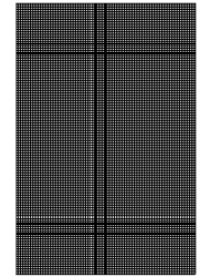 Black 2 Mm With 1 Cm Bold Graph Paper Template