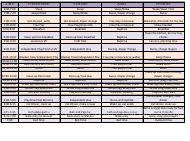 Family Home Daily Schedule Template