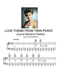 Angelo Badalamenti - Love Theme From Twin Peaks Piano Sheet Music