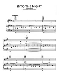 Angelo Badalamenti and David Lynch - Into the Night Piano Sheet Music