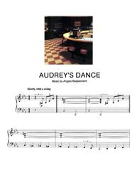 Angelo Badalamenti - Audreys Dance Piano Sheet Music
