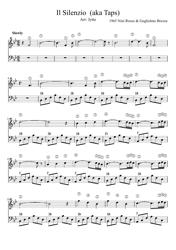 Ninni Rosso and Guglielmo Brezza - Il Silenzio (Aka Taps) Sheet Music