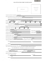 page_1_thumb Visa Application Form To Enter Japan Download on japan visa to enter, japan student visa, japan tourist, japan visa application fee, japan visa stamp, dating application form, japan immigration, example application form,