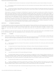 Commercial Real Estate Purchase And Sale Agreement Form Northern