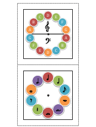 """""""Piano Practice Spinner Chart"""""""