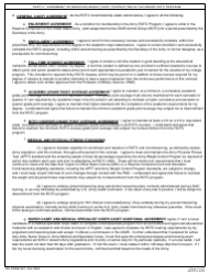 """DA Form 597 """"Army Senior Reserve Officers' Training Corps (Rotc) Nonscholarship Cadet Contract"""", Page 2"""