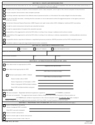 DA Form 7510 EEO Counselor's Report, Page 3