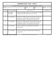 DA Form 7332-r Gunner's Skill Test - Part 2